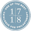 One of the Best 2017-2018 Catalogue for Philanthropy